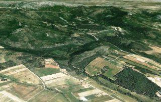 Δασικών χαρτών αγροτική