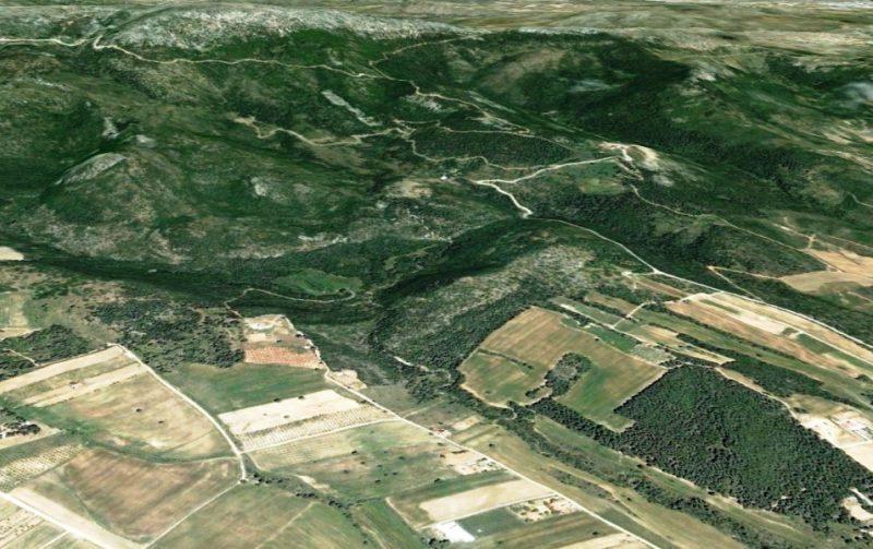 Δασικών χαρτών