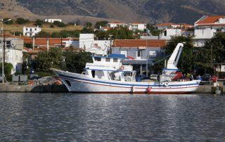 Αλιεία Μέτρο
